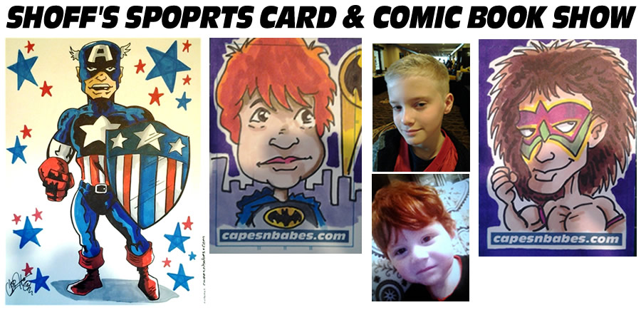 Shoff  Card & Comic Book Show Filler…