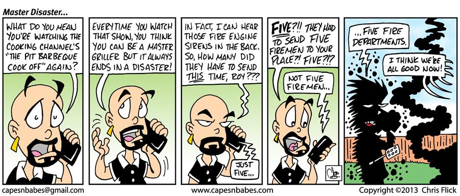 #881- Master Disaster…