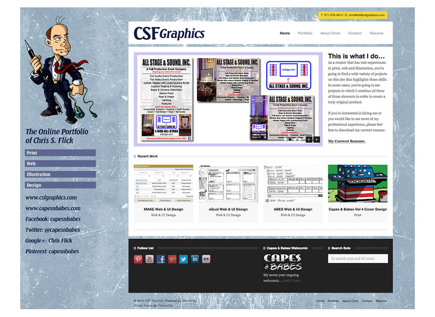 CSF Graphics.com filler…