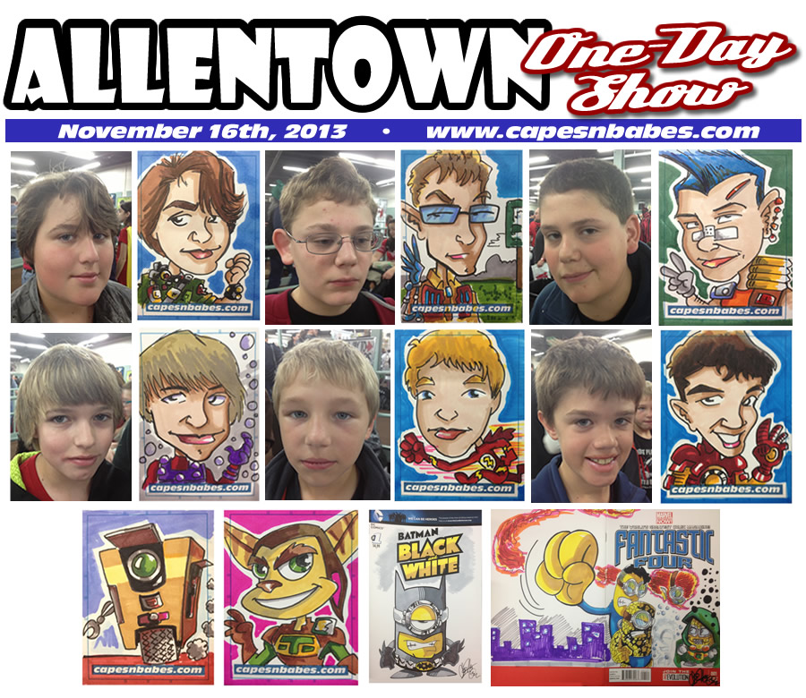 Filler – Allentown One Day Show…
